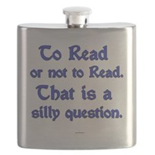 Silly Question Flask