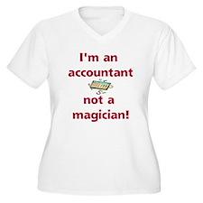 I'm An Accountant Not A Magic T-Shirt