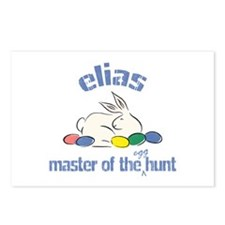 Easter Egg Hunt - Elias Postcards (Package of 8)