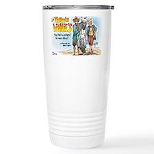 weekend at binnies Travel Mug