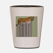 tiger-barcode-BUT Shot Glass