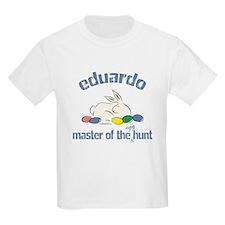 Easter Egg Hunt - Eduardo T-Shirt