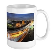 Curve of highway Mug