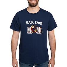 SAR Dog Mom T-Shirt