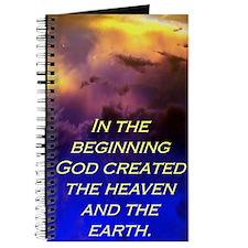 Genesis 1:1 Journal