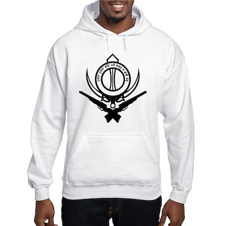 Sikh Freedom Fighter Hooded Sweatshirt