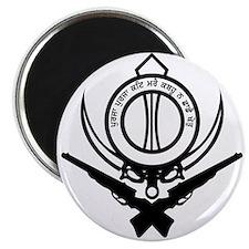 Sikh Freedom Fighter Magnet