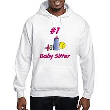 No.1 Babysitter Hoodie