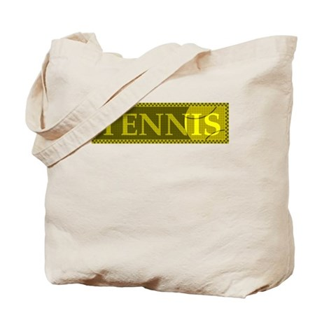 Ace Tennis Tote Bag
