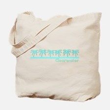 Clearwater, Florida Tote Bag