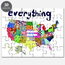 Everything is Everything Equal Puzzle