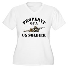 Property of a US Army Soldier T-Shirt