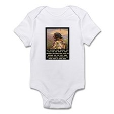 GOOD DEEDS.. Infant Bodysuit