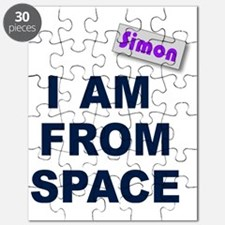 I am from Space Puzzle