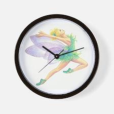 Tinkerbell Dancer Wall Clock