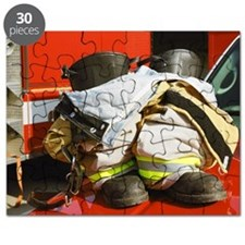 Fireman's boots and gators Puzzle