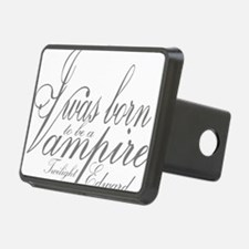 Vampire Edward Hitch Cover