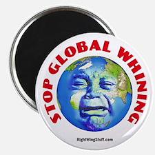 "Stop Global Whining - Warming 2.25"" Magnet (10 pac"
