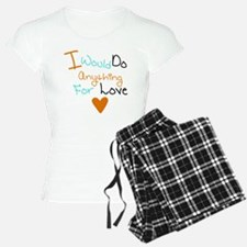 Riyah-Li Designs I Would Do Pajamas