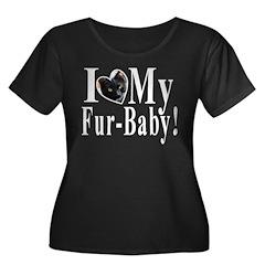 I (HEART) my Fur-Baby! T