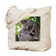 Koala dreams Tote Bag