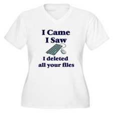 I Deleted T-Shirt