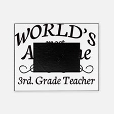 Most Awesome teacher 3 Picture Frame