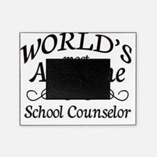 Most Awesome teacher counselor  Picture Frame