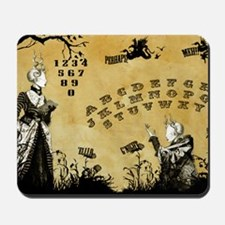 The Dead Teddy Bear Spirit Board Mousepad