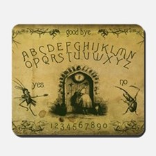 The J.J. Grandville Collage Spirit Board Mousepad
