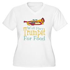 Will Play Trumpet T-Shirt