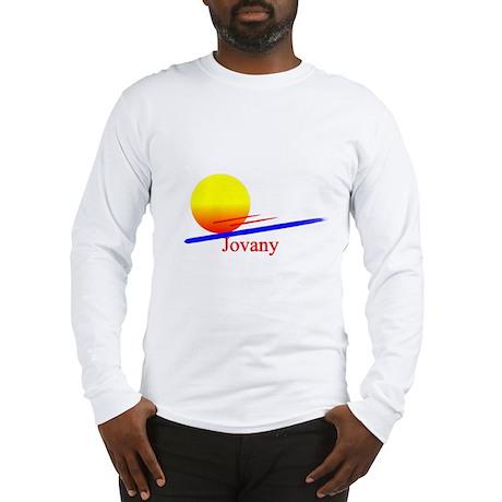 Jovany Long Sleeve T-Shirt