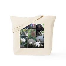 Naperville Riverwalk Tote Bag