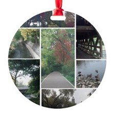 Naperville Riverwalk Ornament