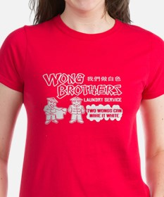 Wong Brothers Laundry Service Tee