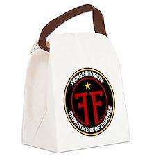 Alternate Fringe DIvision Canvas Lunch Bag