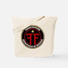 Alternate Fringe DIvision Tote Bag