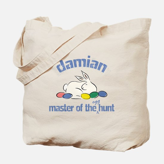 Easter Egg Hunt - Damian Tote Bag