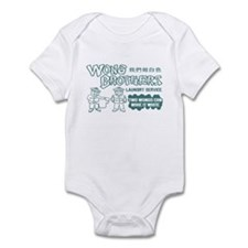Wong Brothers Laundry Service Onesie