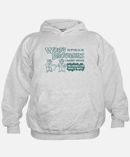 Wong Brothers Laundry Service Hoodie