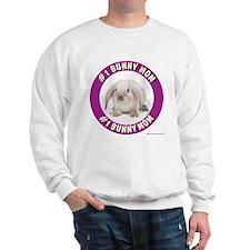 Bunny Sweatshirt: #1 Bunny Mom