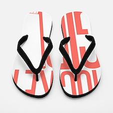 girl2 copy Flip Flops