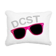 DCST Avatar Light Rectangular Canvas Pillow