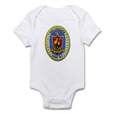 USS LOUISIANA Infant Bodysuit