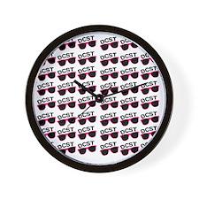 RepeatingSunnies Wall Clock