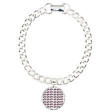 RepeatingSunnies Charm Bracelet, One Charm