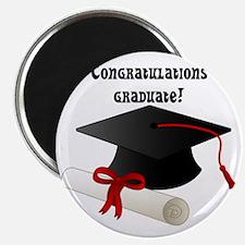 congratulations graduate! Magnet