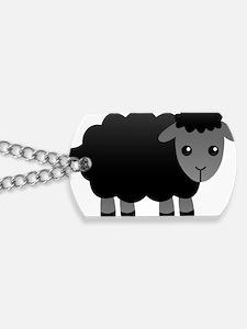 black sheep Dog Tags