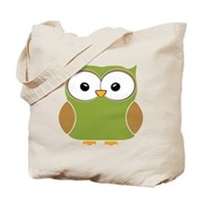 Funky owl Tote Bag
