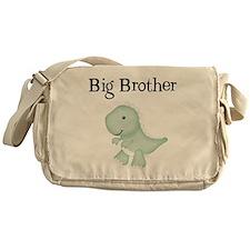 Big Brother Dinosaur Messenger Bag